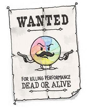 Wanted - For Slow Performance - Dead or Alive
