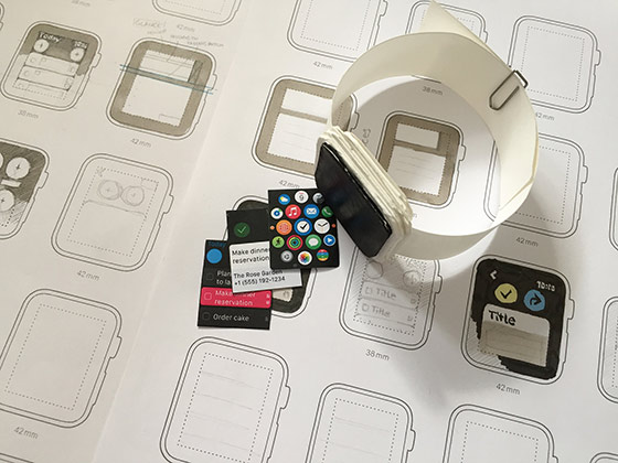 Making Of... Things for Apple Watch