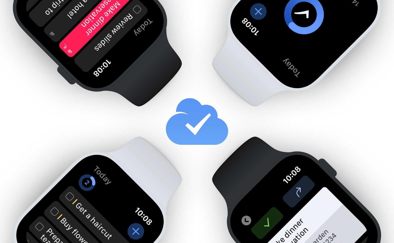 Things for Apple Watch now syncs directly with Things Cloud